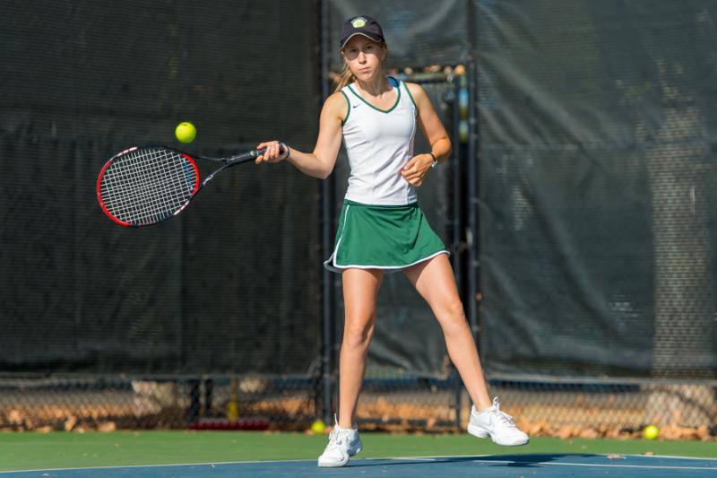 Paly Girls\' tennis