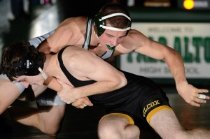 Wrestling routs Wilcox, 58-13
