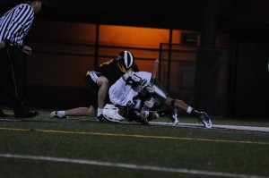 Boys' lacrosse suffers first loss of season to Mountain View