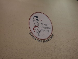 The Viking tries Basque Pelota at the San Francisco Basque Cultural Center