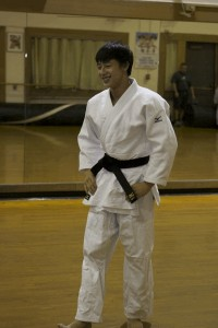 Wrestler Ryan Oshima ('12) has high expectations for his next three years on varsity