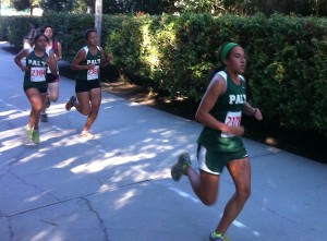 Girls' cross-country finishes 12th at Central Park meet