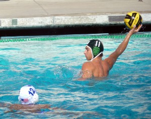 Boys varsity water polo falls to rival Los Altos 9-8