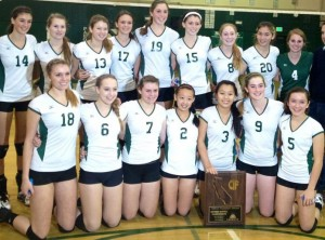 Volleyball named CIF Division I champions once again, headed to State Championship