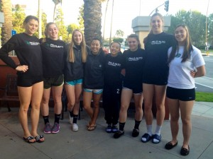 The Senior Life: Volleyball seniors reminisce on the 2011 season before State game