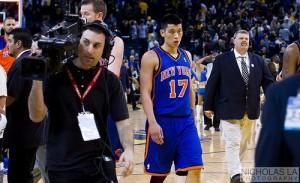 Lin drops 26, Knicks snap winning streak