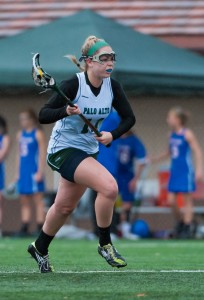Girls' lacrosse falls to Cherry Creek, 20-8