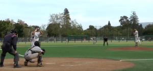 Wilcox ends baseball's win streak