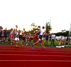Track and field dominates in the De Anza League finals meet: boys' placed first, girls' placed second
