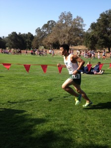Boys' cross-country places 21st at Stanford Invitational