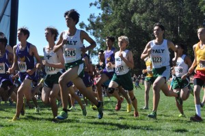 Brief: boys' cross-country places fourth at Artichoke Invitational