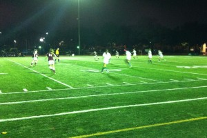 Girls' soccer drops tough battle to Sacred Heart Prep, 1-0