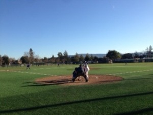 Brief: Baseball drops third in a row with loss to Serra