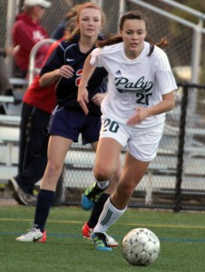 Girls' soccer trumps Wilcox, 9-0