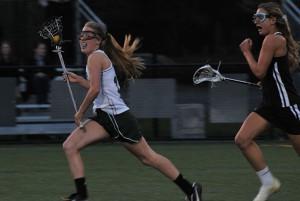 Girls' lacrosse crushes Pioneer, 16-3