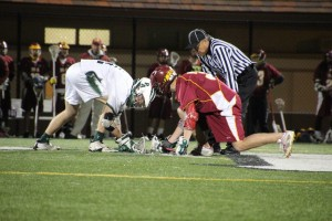 Boys' lacrosse drops heart breaker to Menlo Atherton 7-5