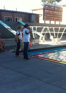 Girls' varsity water polo coach resigns