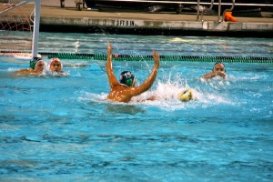 Boys' water polo overtakes Los Gatos 14-3