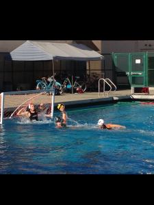 Girls' water polo falls 9-6 despite fourth quarter comeback