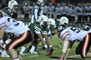 Football: Vikings fall to Los Gatos on senior night