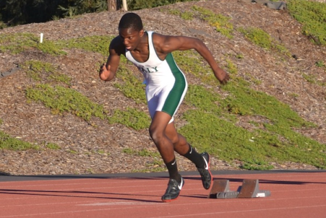 Track and field drops to Gunn in first meet of the season