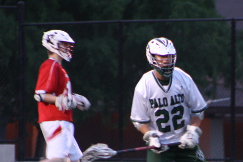 Boys' lacrosse crushes Burlingame, 15-1