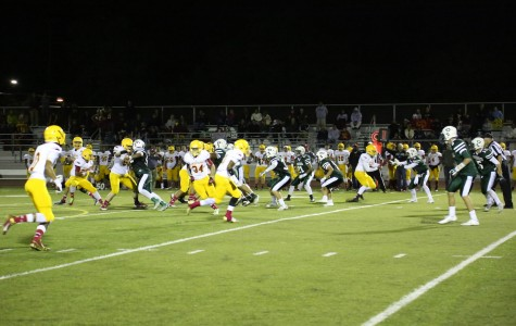 Vikings conquered by Chieftans 35-7
