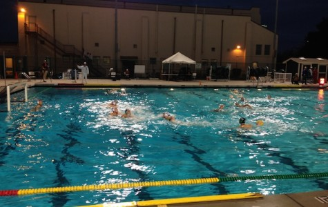Boys' water polo vanquished by crosstown rival Gunn 12-6