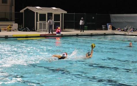 Girls water polo shuts down Mountain View 7-4