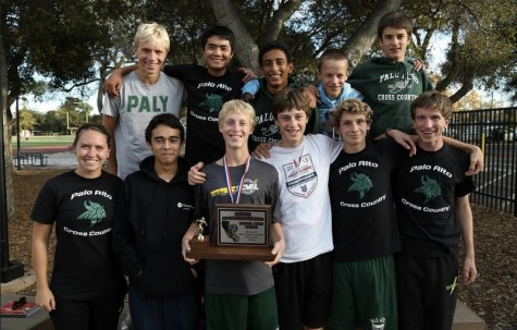 Brief: Boys' cross country places second at CCS