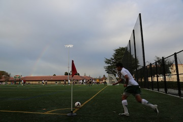 Paly boys' soccer destroys Milpitas 6-0