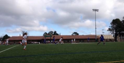 Girls' soccer shuts out South San Francisco 8-0