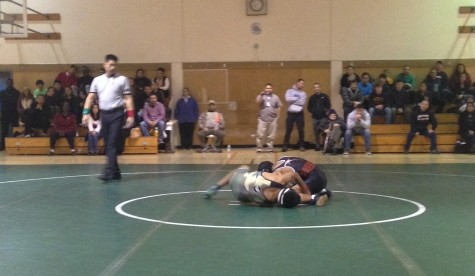 Paly wrestling crushed by Fremont 63-13 in first meet of season
