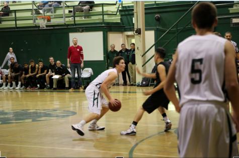Boys' Basketball triumphs over Wilcox winning 71-56.
