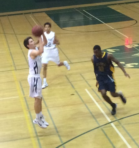 Boys' basketball triumphs over Milpitas 66-36