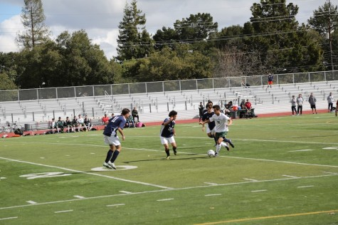 Boys' soccer falls to Bellarmine 2-0 in CCS quarterfinals