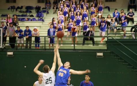 Boys' basketball season ends in disappointing 2nd round CCS loss to Santa Teresa