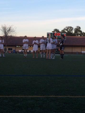 Girls' soccer defeats Homestead 8-0