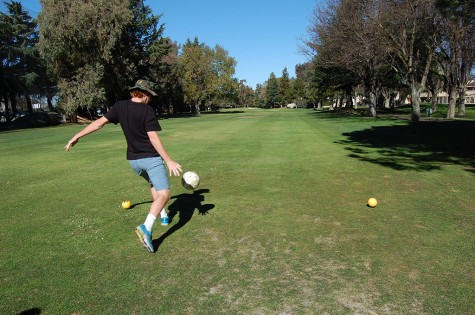 The Viking Tries: FootGolf