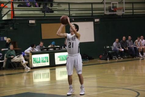 Boys' basketball is victorious over Los Altos 72-61
