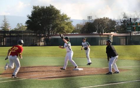 Paly Boys' Baseball wins 4-3 against Willow Glen