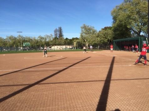 Paly softball crushes El Camino, 11-1