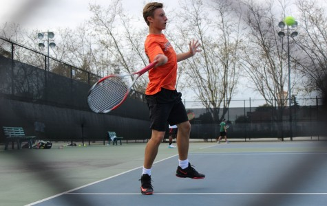 Homestead defeats Paly boys' tennis 6-1