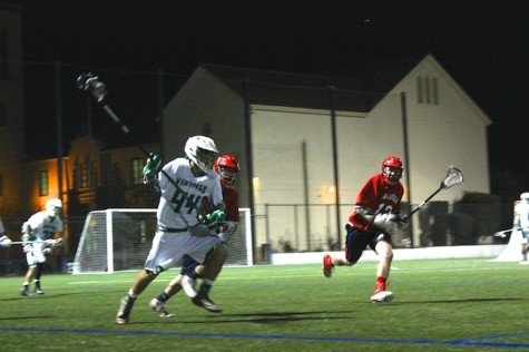 Paly boys' lacrosse clobbers Saratoga 16-5