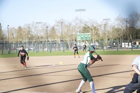 Softball crushes Silver Creek 13-1