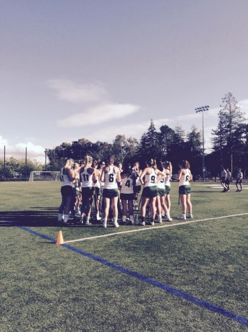 Girls' lacrosse wins SCVAL semifinals 16-10