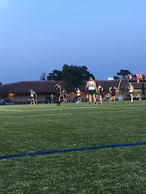 Girls' lacrosse abolishes Pioneer 16-0