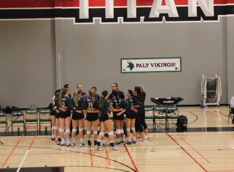 Palo Alto Girls Volleyball Sweeps Los Altos In 3 Sets