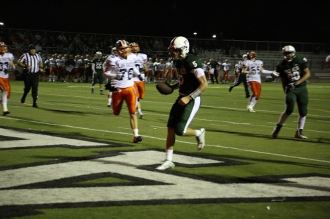 Vikings fall to Los Gatos 42-20 in Homecoming Game