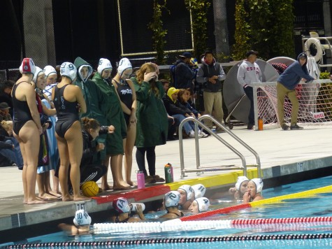 Girls' Water Polo season ends at CCS against Leland